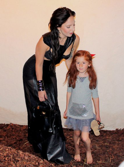 gaga and little girl.jpg